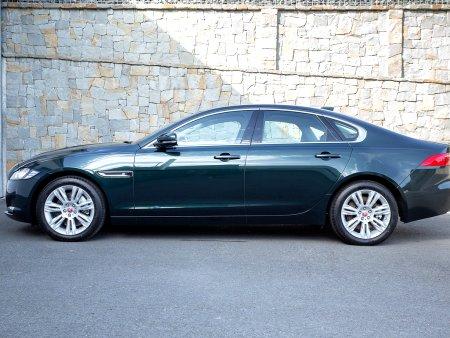 Jaguar XF, 2017