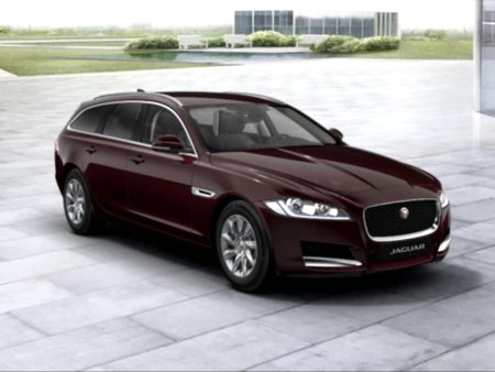 Jaguar XF, 2019