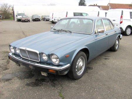 Jaguar XJ, 1981