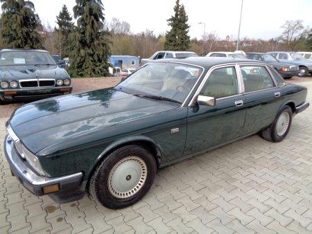 Jaguar XJ, 1988