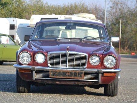 Jaguar XJ6, 1978