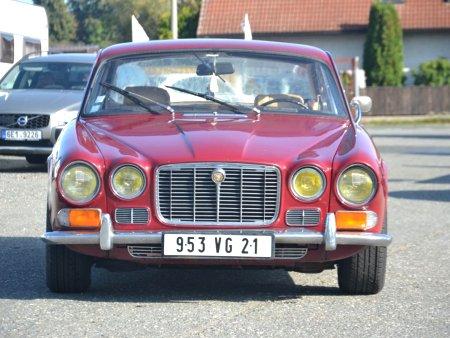 Jaguar XJ6, 1970