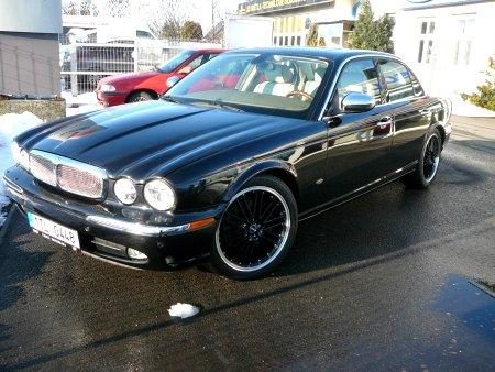 Jaguar XJ8, 2007