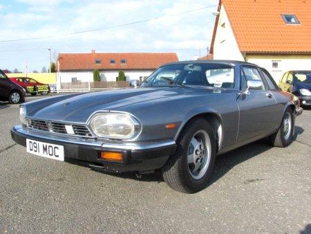 Jaguar XJS, 1986