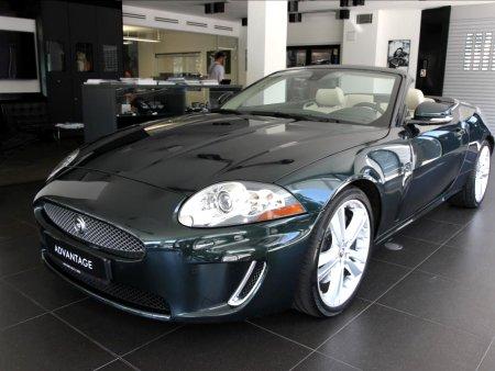 Jaguar XK, 2010
