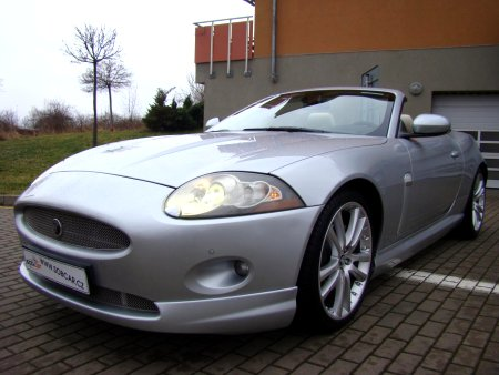 Jaguar XK, 0