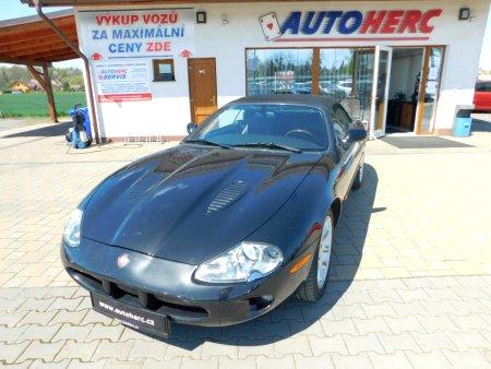Jaguar XKR, 2000