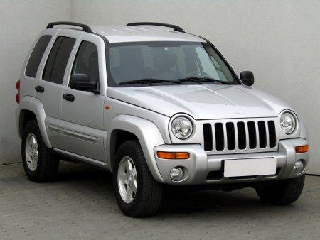 Jeep Cherokee, 2004