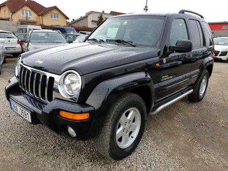 Jeep Cherokee, 2003