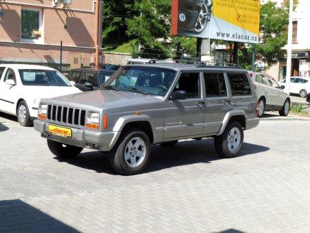 Jeep Cherokee, 2001