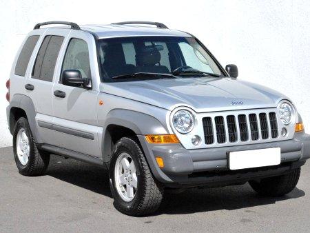 Jeep Cherokee, 2005