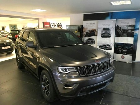 Jeep Grand Cherokee, 2017
