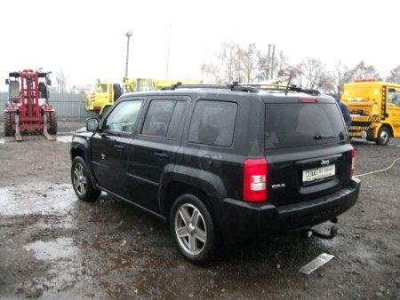 Jeep Patriot, 2008