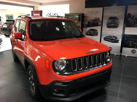 Jeep Renegade, 2017