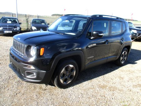 Jeep Renegade, 2017