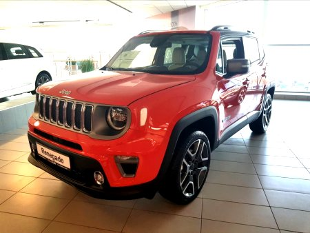 Jeep Renegade, 2019