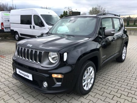 Jeep Renegade, 2019
