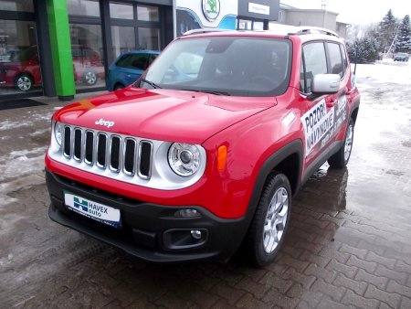 Jeep Renegade, 2016