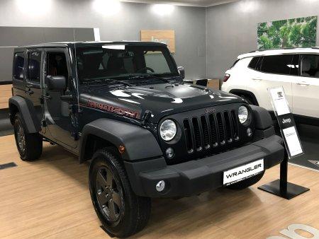 Jeep Wrangler, 2017