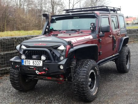 Jeep Wrangler, 2009