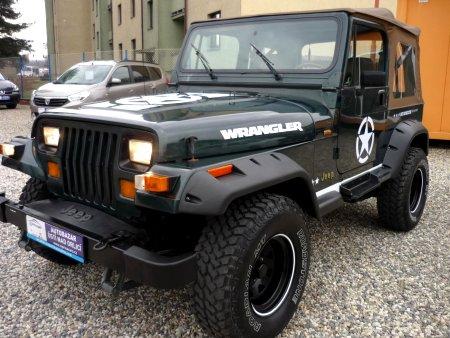 Jeep Wrangler, 1992
