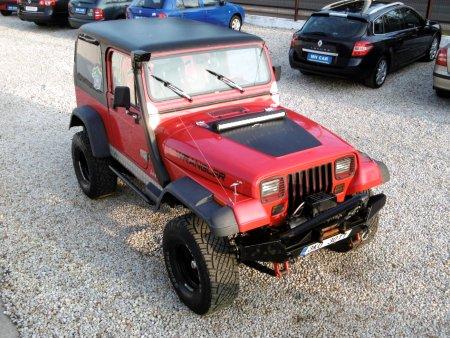 Jeep Wrangler, 1997