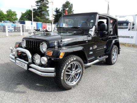 Jeep Wrangler, 2003