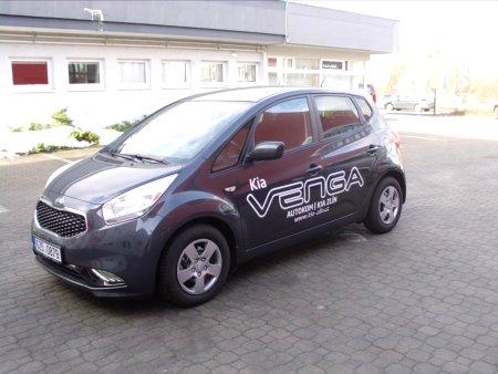 Kia Venga, 2018