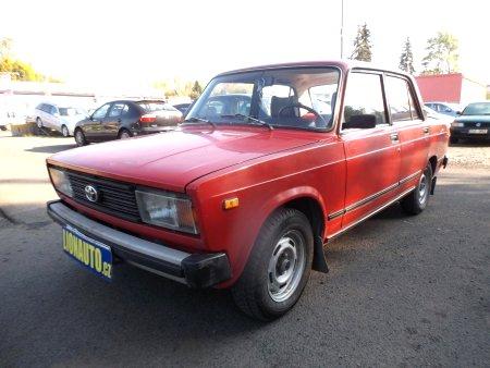 Lada 2105, 1987