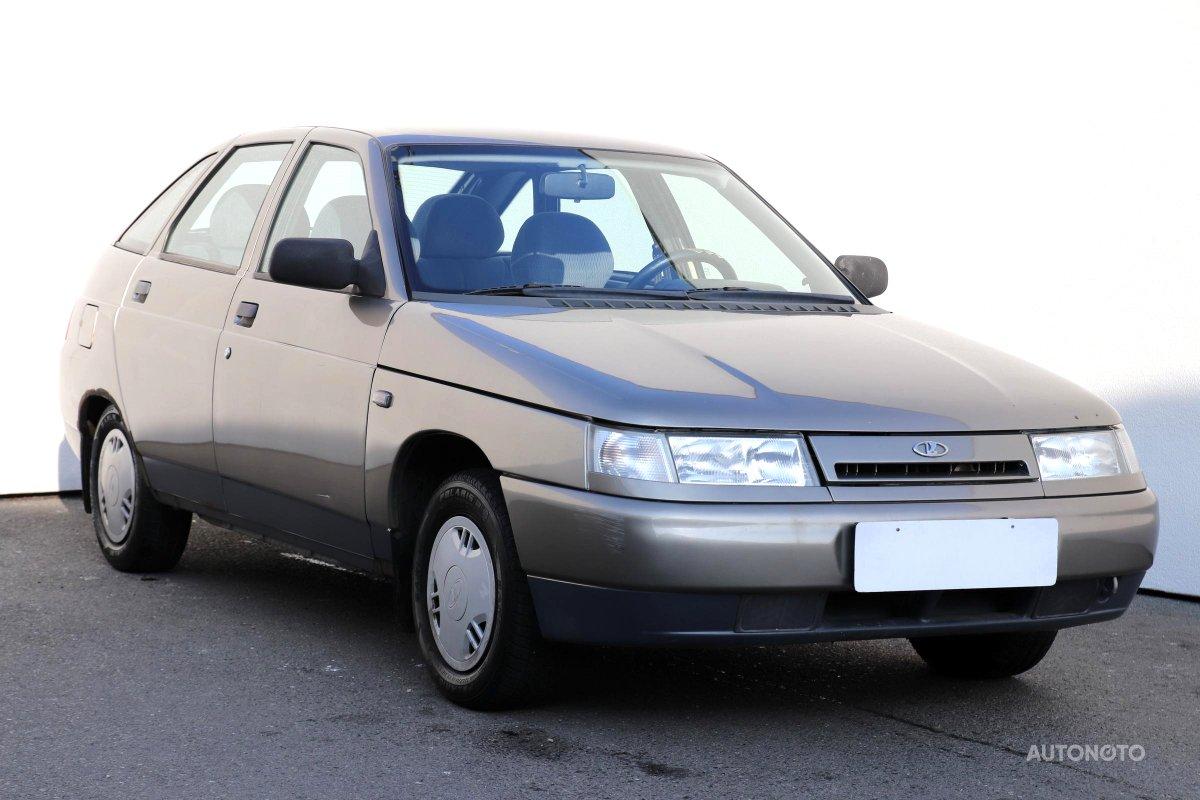 Lada 2111, 2002 - celkový pohled