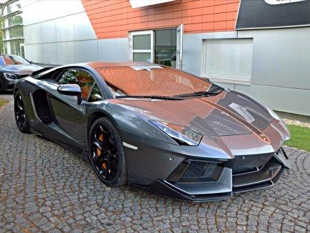 Lamborghini Aventador, 2012