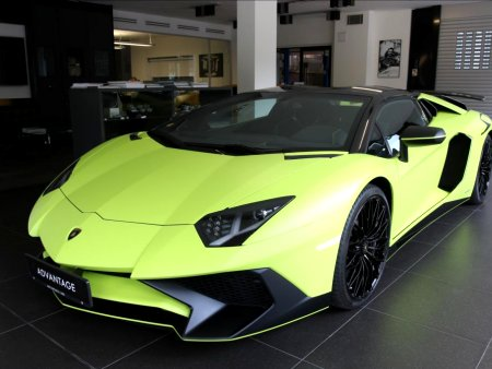Lamborghini Aventador, 2016