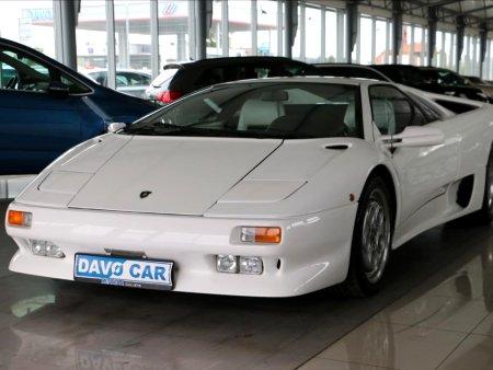 Lamborghini Diablo, 1991