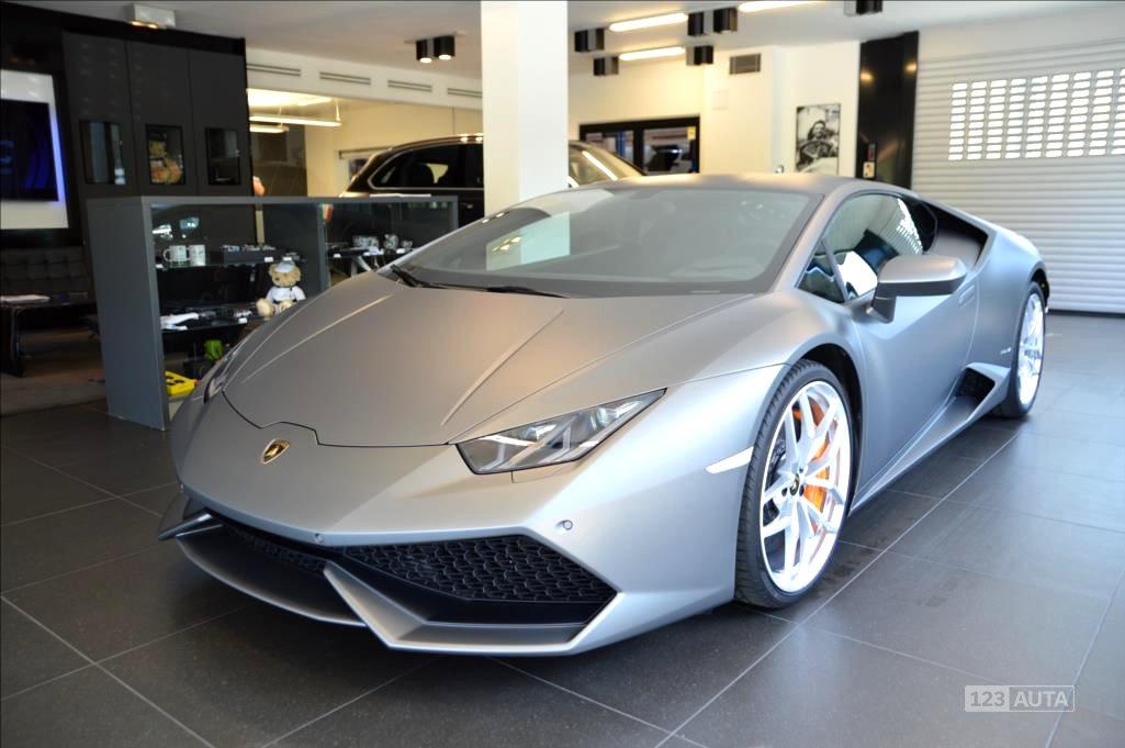 Lamborghini Huracán, 0 - celkový pohled