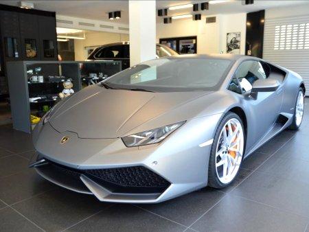 Lamborghini Huracán, 0