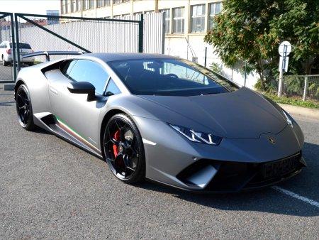 Lamborghini Huracán, 2018