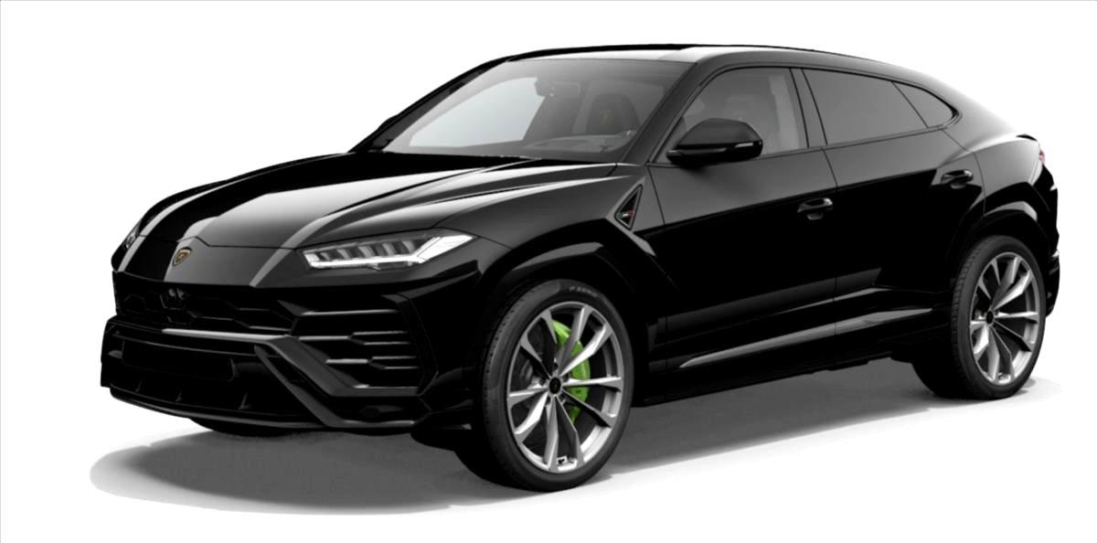Lamborghini Urus, 2019 - celkový pohled