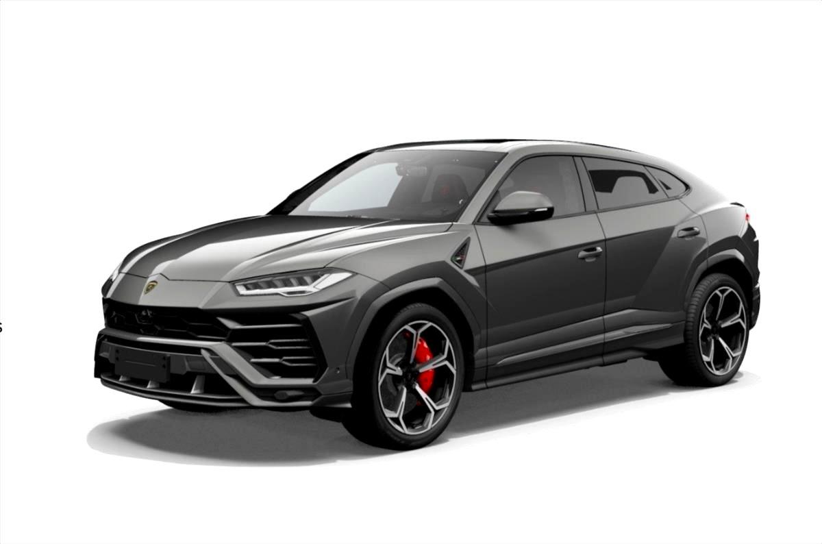 Lamborghini Urus, 0 - celkový pohled