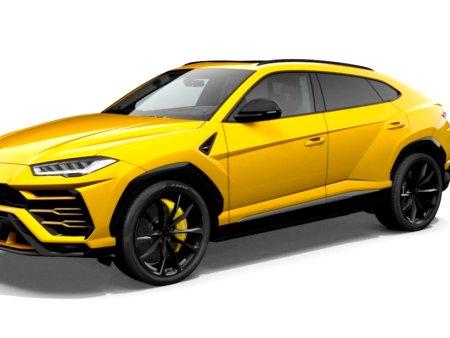 Lamborghini Urus, 2018