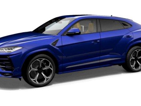 Lamborghini Urus, 2019
