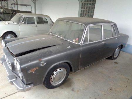 Lancia Flavia, 1961