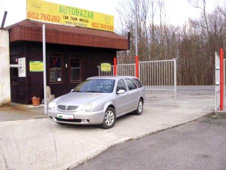 Lancia Lybra, 2001