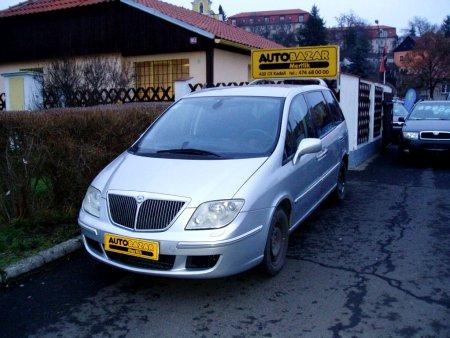 Lancia Phedra, 2003