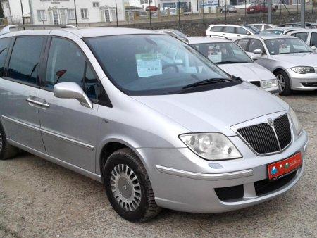 Lancia Phedra, 2002