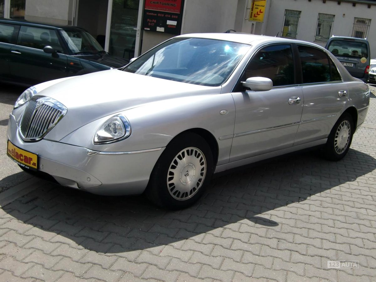 Lancia Thesis, 2006 - celkový pohled