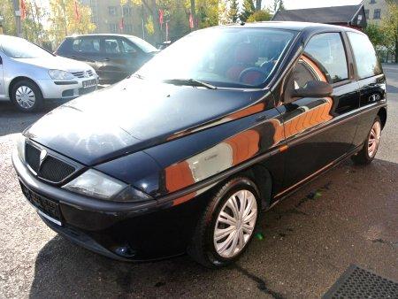 Lancia Y, 2000