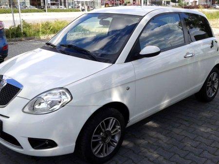 Lancia Y, 2008