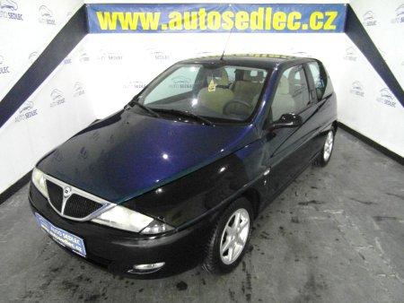 Lancia Y, 2001