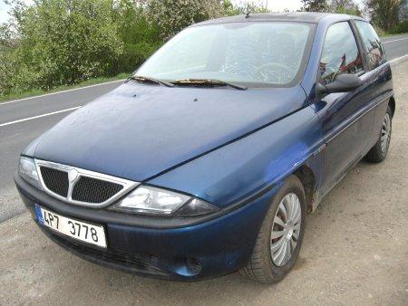 Lancia Y, 1996