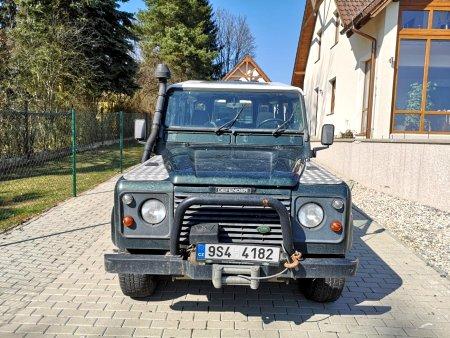 Land Rover Defender, 1998